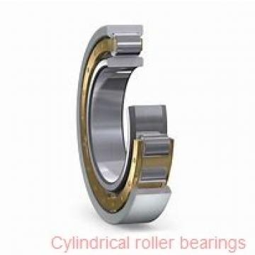 1.181 Inch | 30 Millimeter x 2.835 Inch | 72 Millimeter x 0.748 Inch | 19 Millimeter  CONSOLIDATED BEARING NU-306 C/4  Cylindrical Roller Bearings
