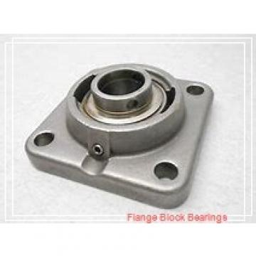 QM INDUSTRIES QVFC20V303SC  Flange Block Bearings