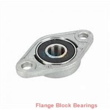 QM INDUSTRIES QVVFY16V211SC  Flange Block Bearings