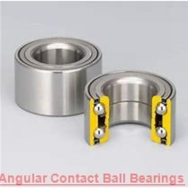 FAG 3303-B-2RS-TNH-C3  Angular Contact Ball Bearings #1 image