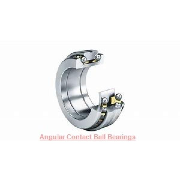 12 x 1.26 Inch | 32 Millimeter x 0.394 Inch | 10 Millimeter  NSK 7201BEAT85  Angular Contact Ball Bearings #1 image