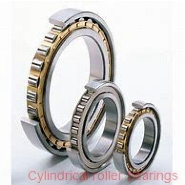 3.543 Inch | 90 Millimeter x 7.48 Inch | 190 Millimeter x 1.693 Inch | 43 Millimeter  CONSOLIDATED BEARING NU-318 M  Cylindrical Roller Bearings #2 image